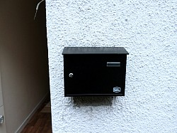 supply and install postbox